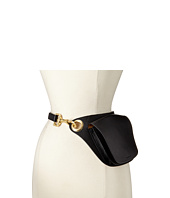 MICHAEL Michael Kors - Pebble Leather Belt Bag with Oversized Grommet Stations
