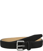 Cole Haan - 25mm Suede Belt with Harness Buckle