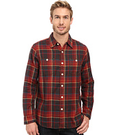 True Grit - Harley Double Light Freedom Plaid Long Sleeve Two-Pocket Shirt