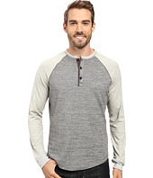 True Grit - Twisted Heathers Raglan Henley