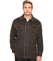 True Grit - Tweed Sherpa Button Jacket