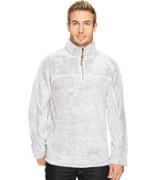 True Grit - Luxe Fleece Stripe 1/4 Zip Pullover