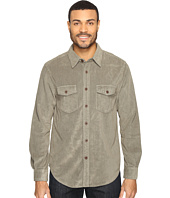 True Grit - Softest Sueded Cord Long Sleeve Two-Pocket Shirt