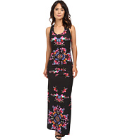 Nicole Miller - Vanessa Bohemian Fleur Maxi Dress
