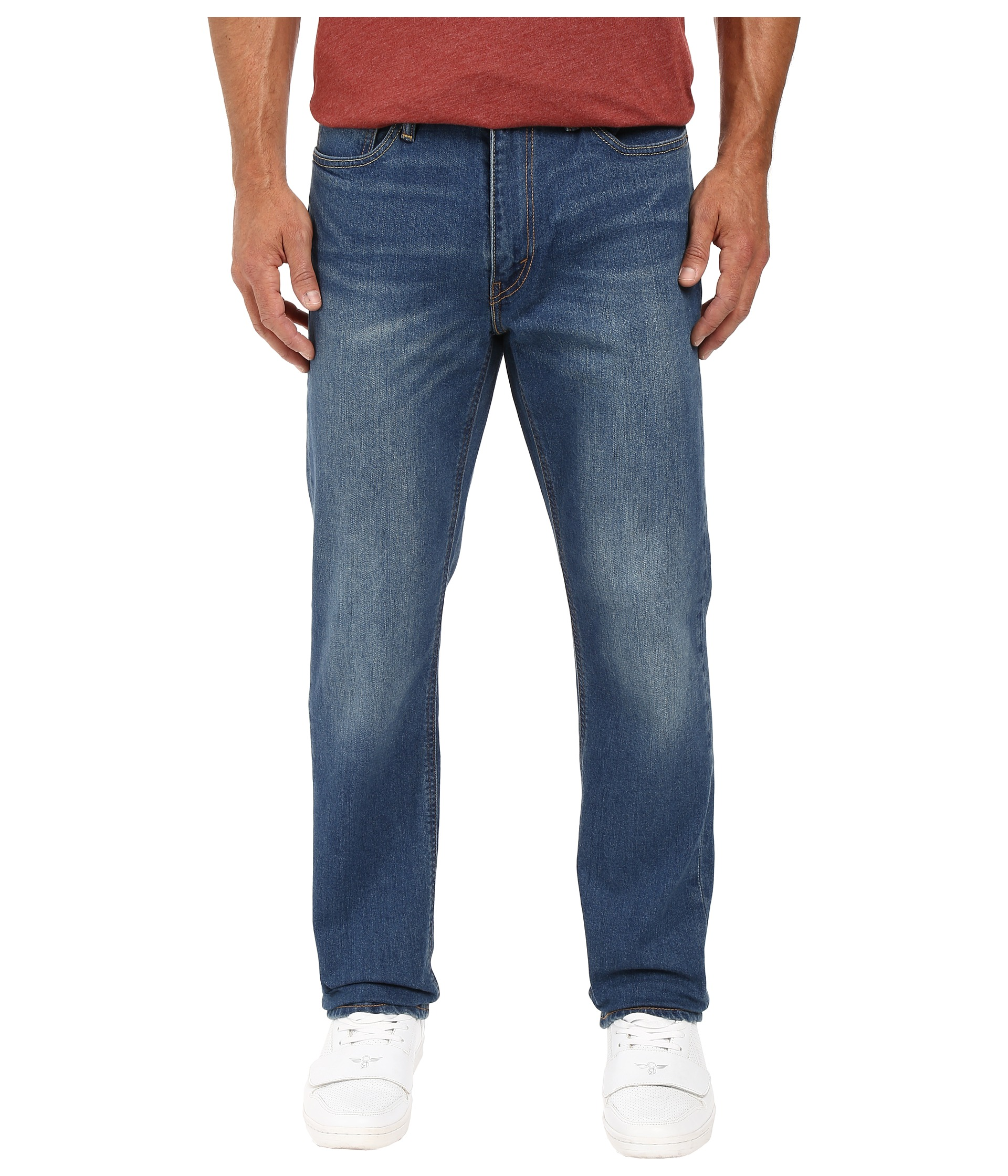 Free shipping BOTH ways on Jeans, Men, Slim Fit, from our vast selection of styles. Fast delivery, and 24/7/ real-person service with a smile. Click or call