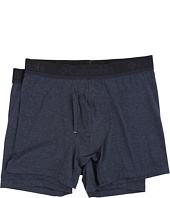 Columbia - Performance Cotton Stretch Boxer Briefs 2-Pack