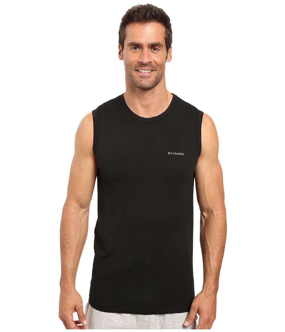 Columbia - Performance Mesh Muscle T-Shirt (Black) Men