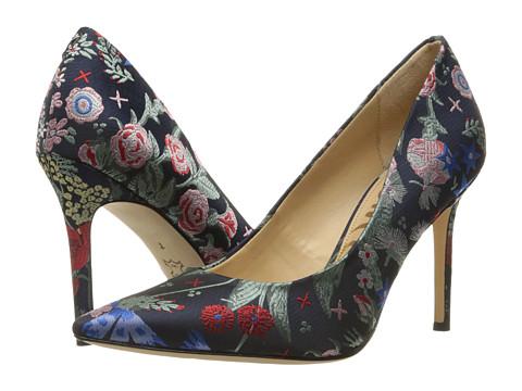 Sam Edelman Hazel - Grey Multi Floral Garden Jacquard