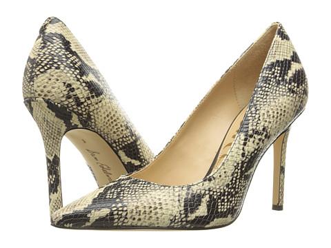 Sam Edelman Hazel - Modern Ivory Rock Snake Print Leather