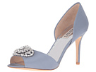 Badgley Mischka - Dana (Blue Haze Satin)