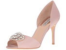 Badgley Mischka - Dana (Blush Satin)