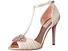 Badgley Mischka - Darling (Ivory Satin/Silk Chiffon)