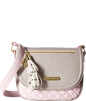 Betsey Johnson - Loop Tassel Saddle Bag