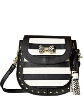 Betsey Johnson - Saddle Crossbody