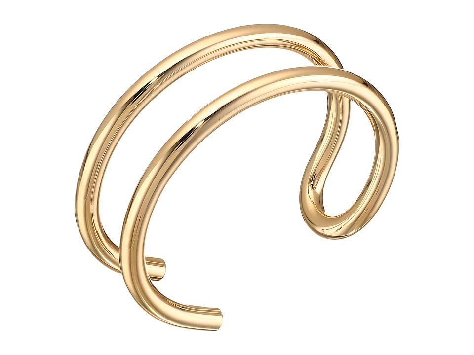 Eddie Borgo - Allure Cuff Bracelet (Gold) Bracelet