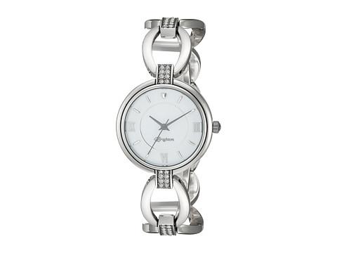 Brighton Meridian Swing Timepiece - Silver
