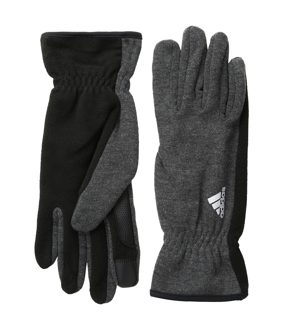Adidas AWP Edge (Heather Gray) Extreme Cold Weather Gloves