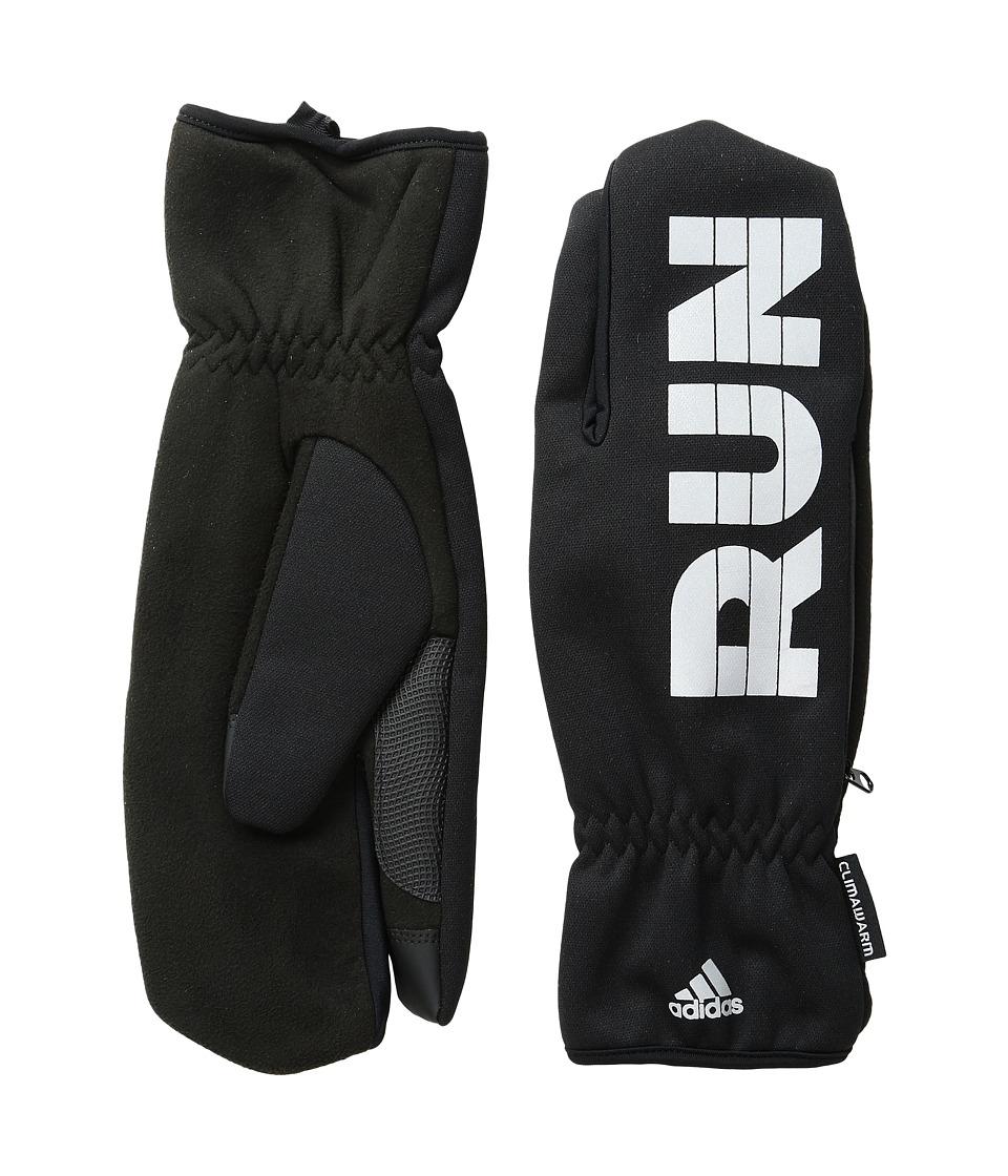 adidas AWP Run (Black) Extreme Cold Weather Gloves