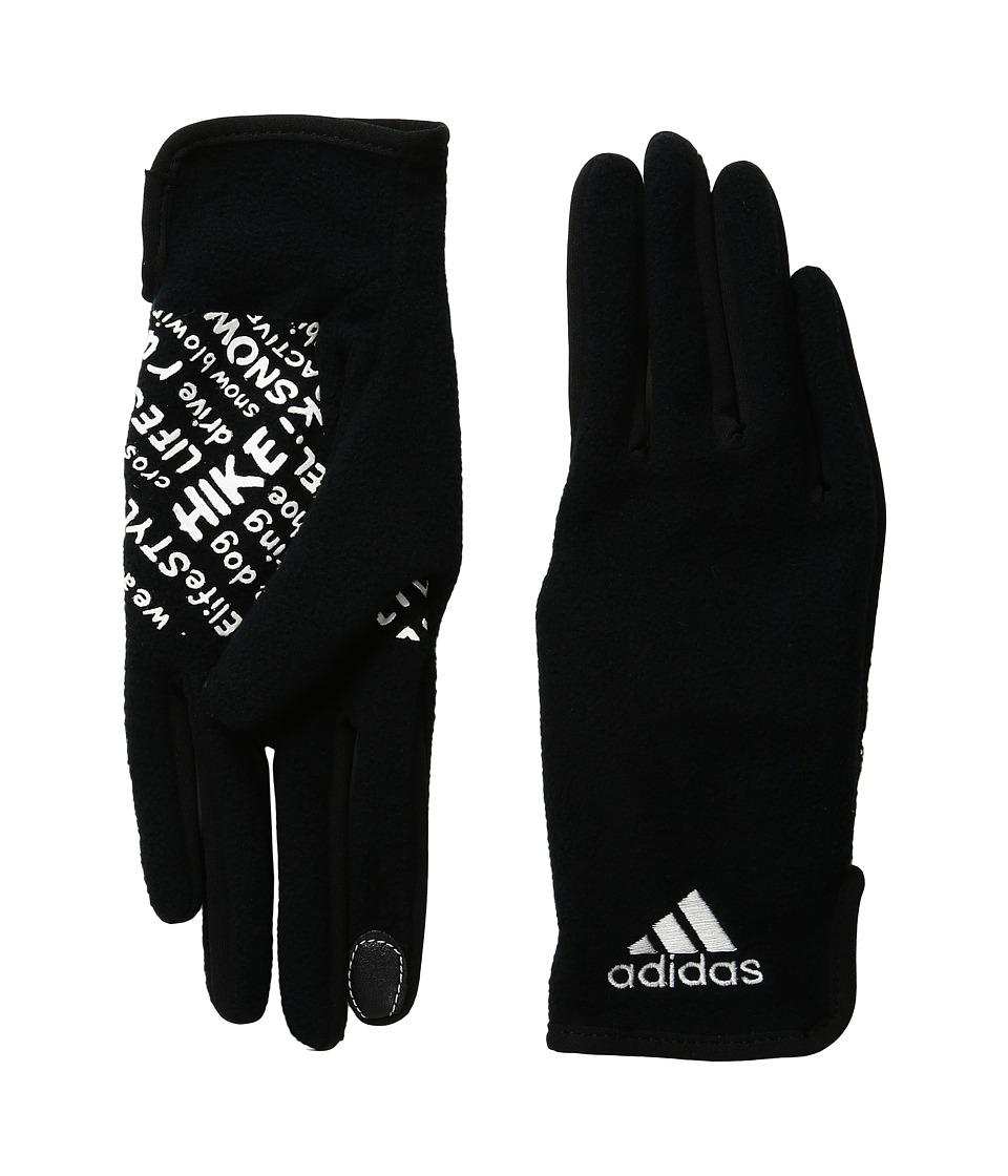 adidas AWP Prima (Black) Liner Gloves