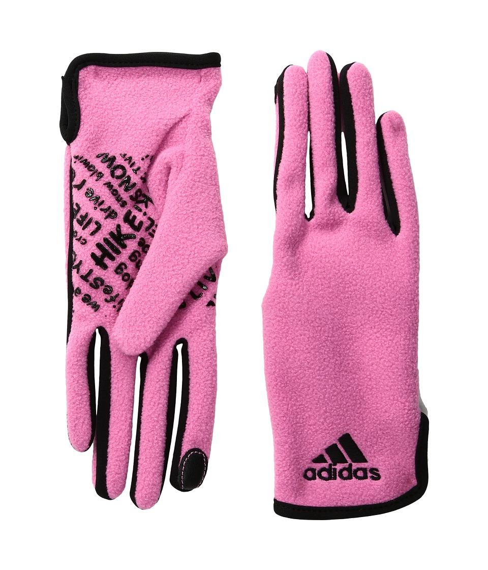 adidas AWP Prima (Pink) Liner Gloves