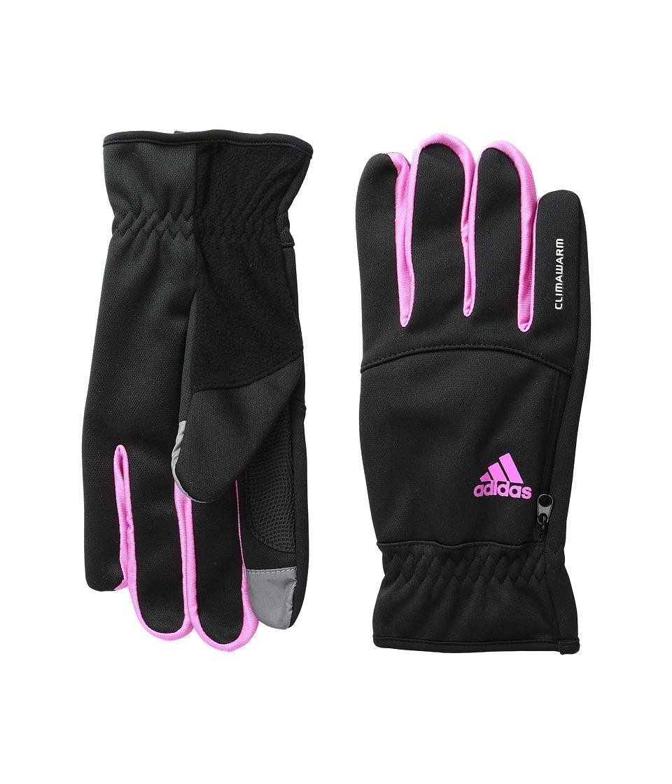 adidas AWP 2.6 (Black/Bold Pink) Liner Gloves
