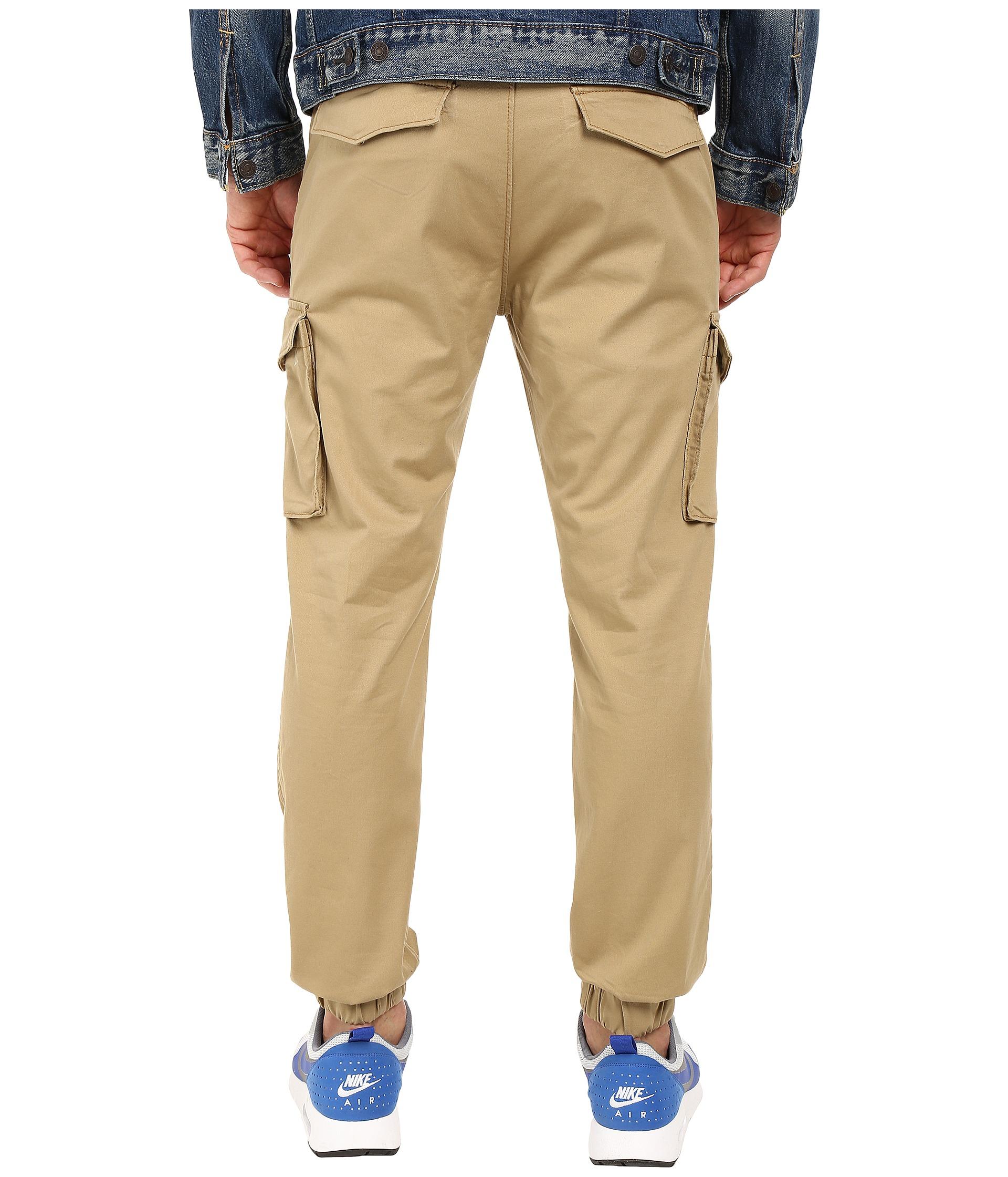 Levi's® Mens Cargo Jogger Pants at Zappos.com