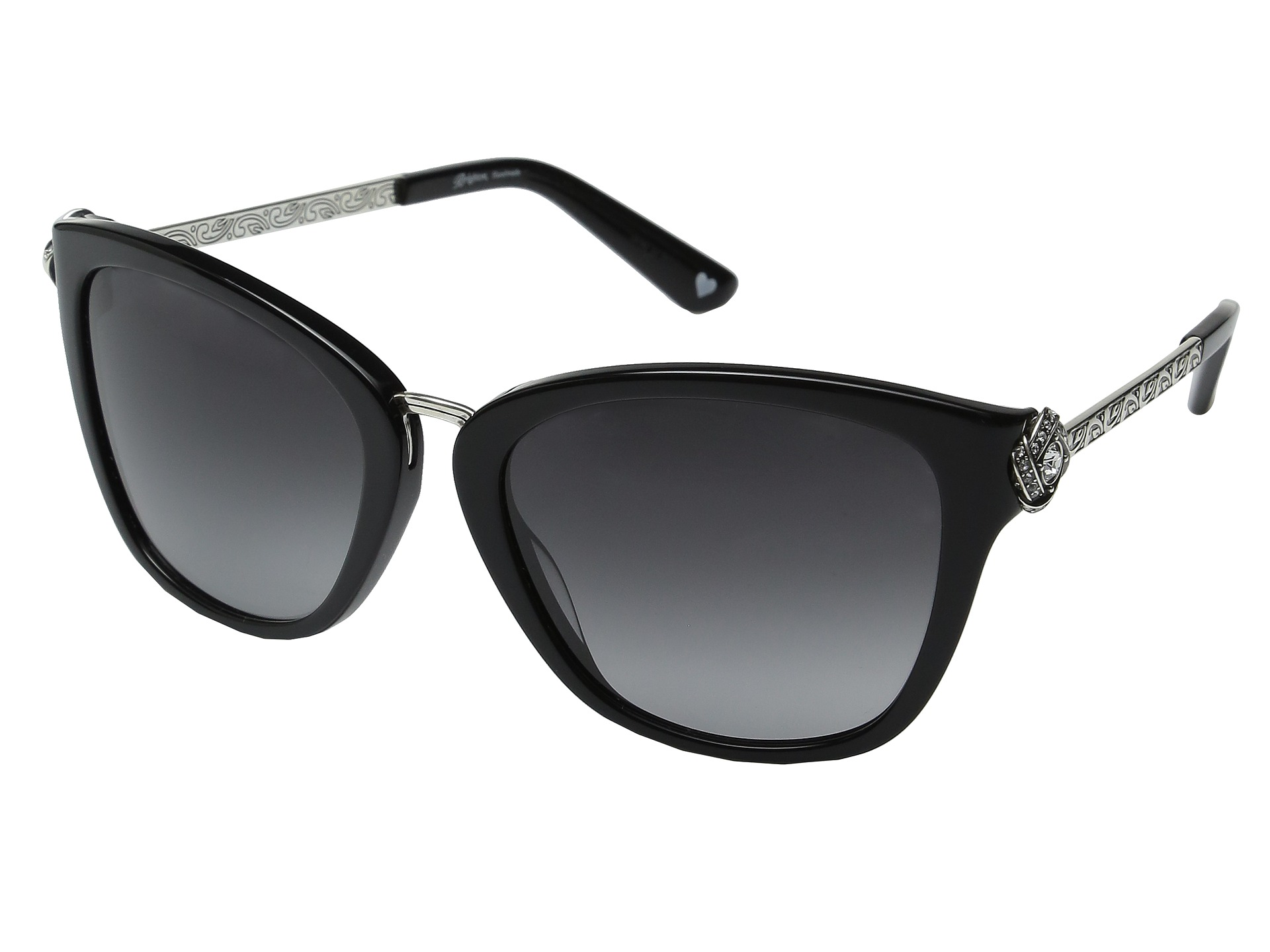 brighton eternity knot sunglasses at zappos