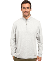 True Grit - Cashmere Heather Fleece 1/2 Zip Pullover