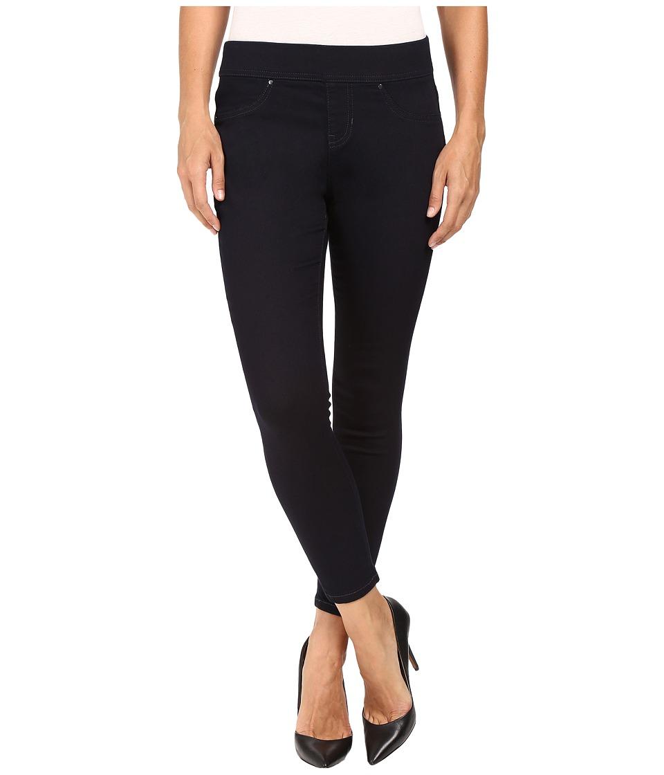 Jag Jeans Petite - Petite Pull-On Marla Leggings in Leggings Denim in Indigo Rinse
