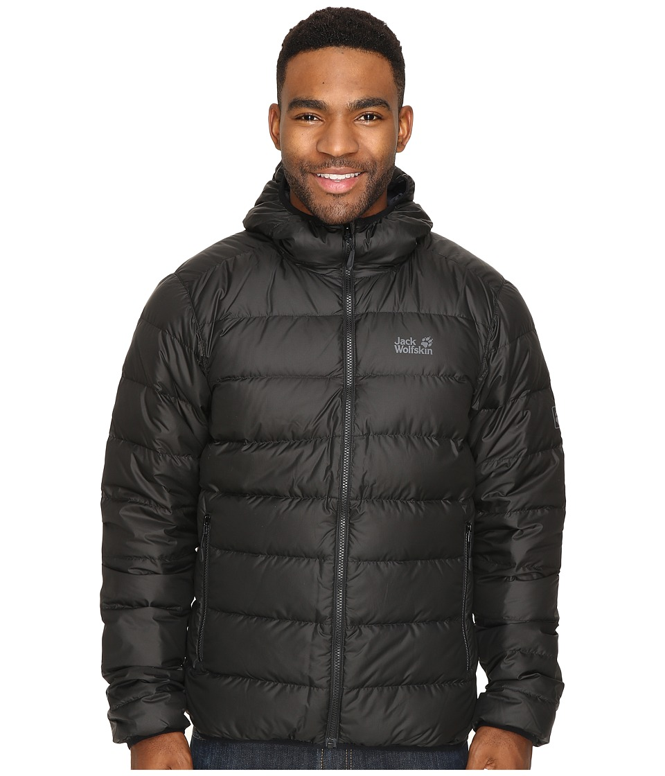 Jack Wolfskin Helium Jacket (Black) Men