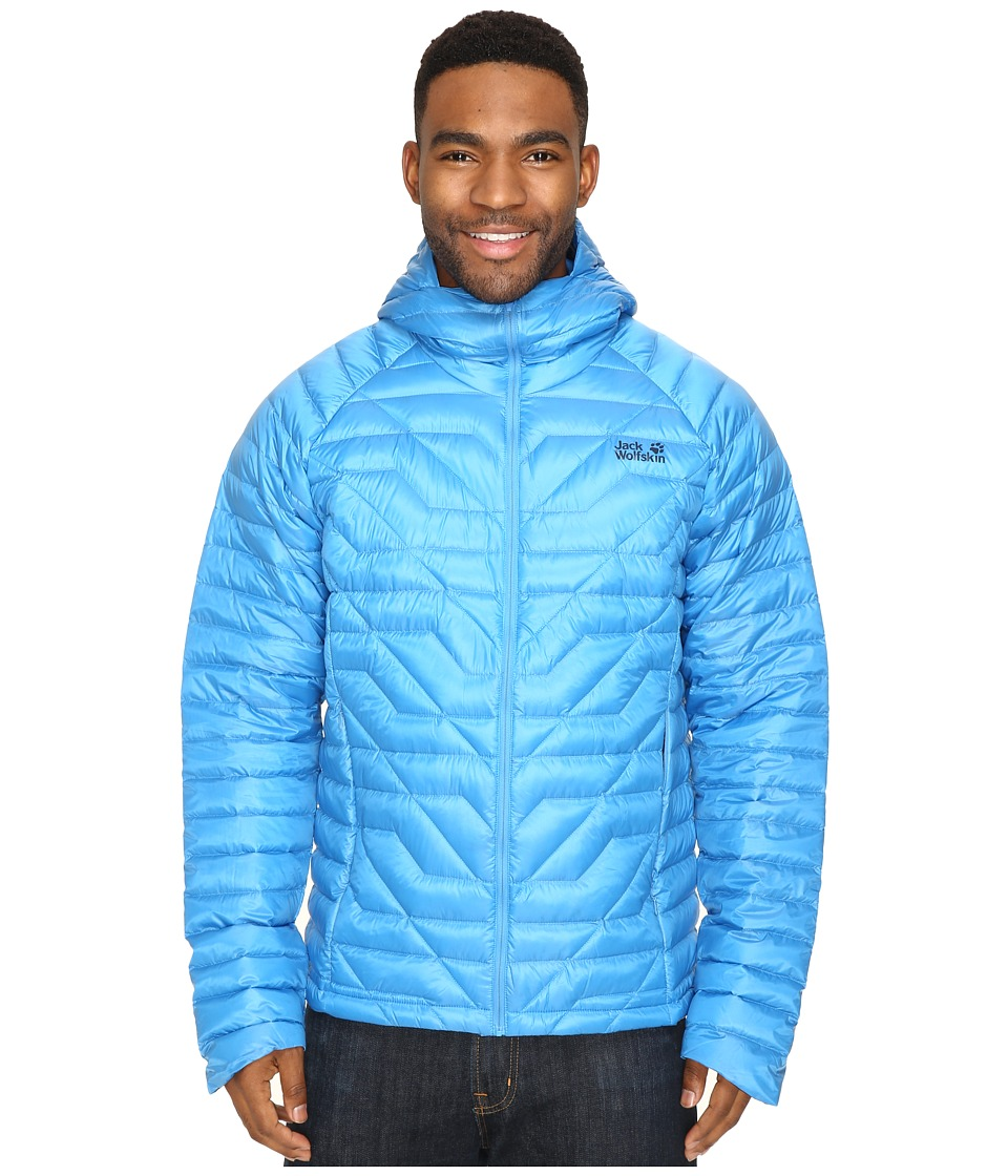 Jack Wolfskin Argo Supreme Jacket (Brilliant Blue) Men