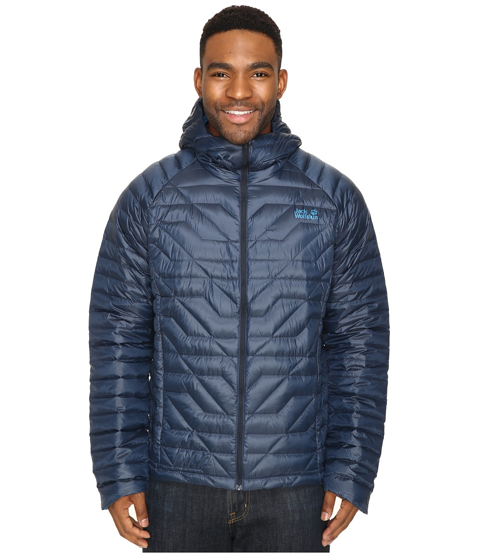 Jack Wolfskin - Argo Supreme Jacket (Night Blue) Men