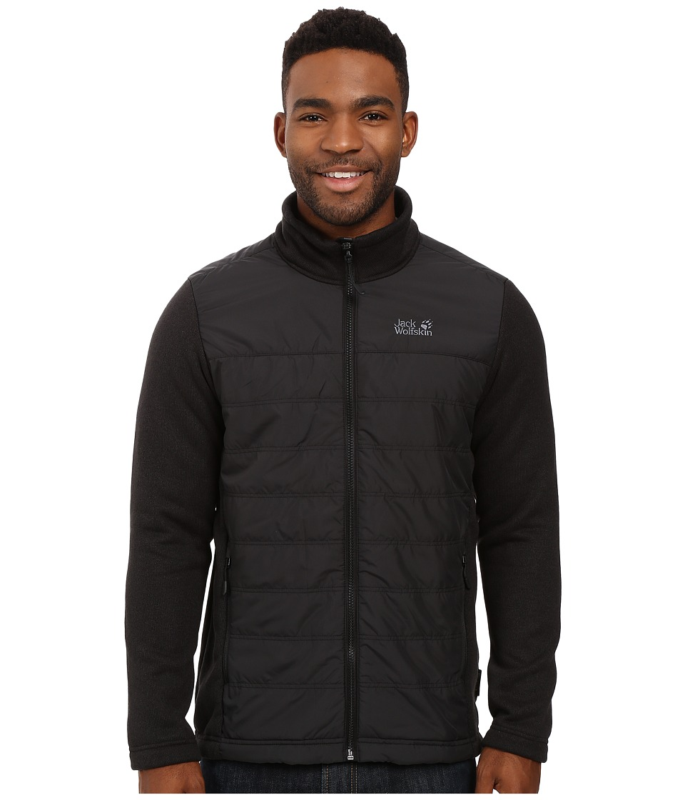 Jack Wolfskin Caribou Crossing Altis Jacket (Black) Men