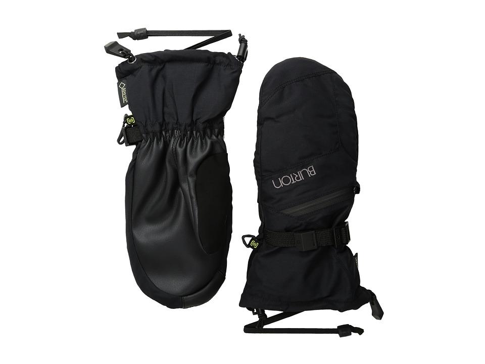 Burton WMS GORE-TEX(r) Mitt (True Black) Snowboard Gloves