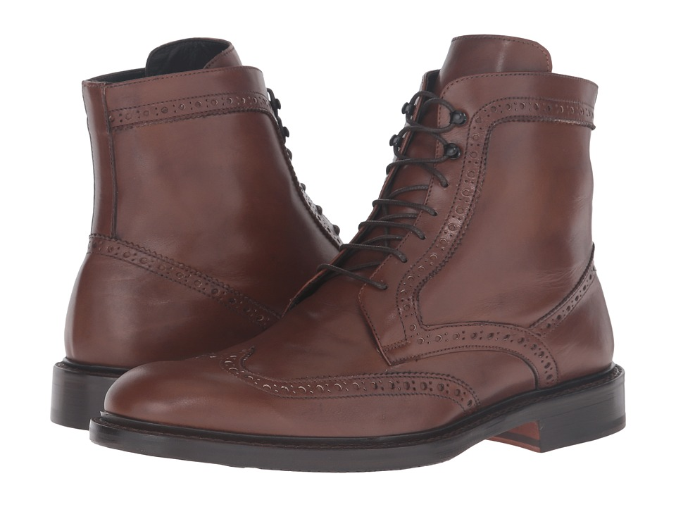 BUGATCHI Toscano Boot (Cognac) Men