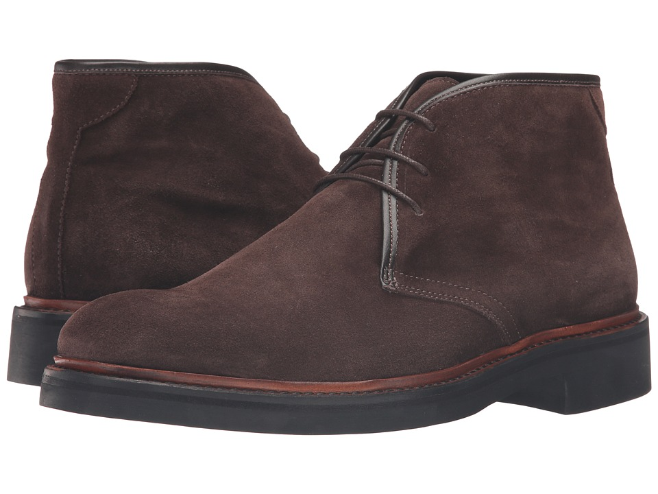 BUGATCHI San Gimignano Boot (Chocolate) Men