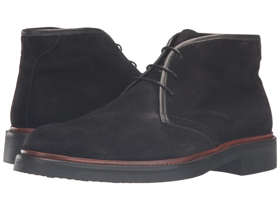 BUGATCHI San Gimignano Boot (Nero) Men