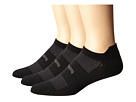 Feetures High Performance Ultra Light No Show Tab 3-Pair Pack