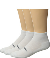 Feetures - High Performance Cushion Quarter 3-Pair Pack