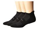 Feetures High Performance Cushion No Show Tab 3-Pair Pack