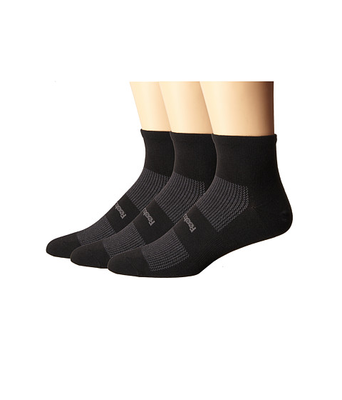 Feetures High Performance Ultra Light Quarter 3-Pair Pack