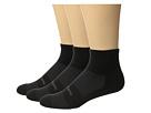 Feetures High Performance Cushion Quarter 3-Pair Pack