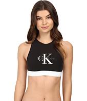 Calvin Klein Underwear - Retro Unlined Hi-Neck Bralette