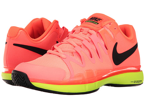 Nike Zoom Vapor 9.5 Tour - Hyper Orange/Black/Volt