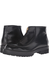 MARNI - Brushed Leather Zip-Up Boot
