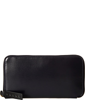 MARNI - Bicolor Calf Leather Card Wallet