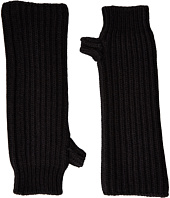 MARNI - Zip Detailed Wool English Rib Fingerless Mitten