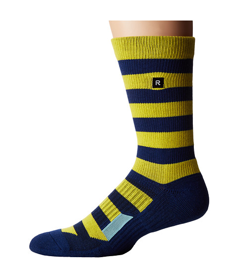 Richer Poorer Walk On Athletic - Yellow/Navy