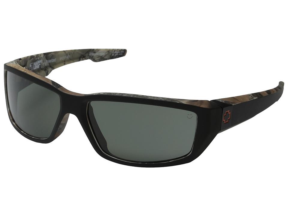 Spy Optic Dirty Mo (Decoy True Timber/Happy Gray Green Polar) Sport Sunglasses