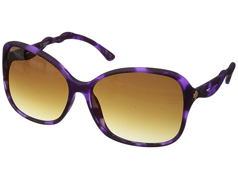 Spy Optic Fiona - Soft Matte Purple Tort/Happy Bronze Fade